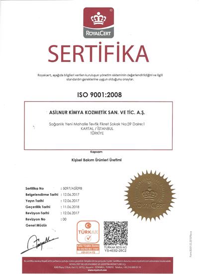 royalcert sertifika